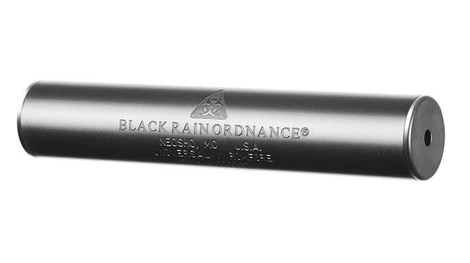 Gun Annual 2016 sound suppressors Black Rain Ordnance
