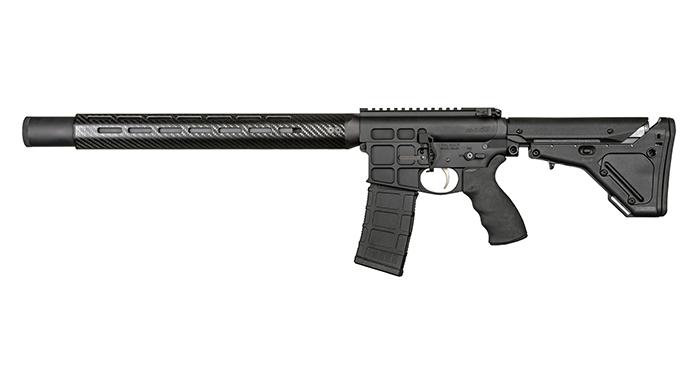 Gun Annual 2016 sound suppressors Liberty Suppressors