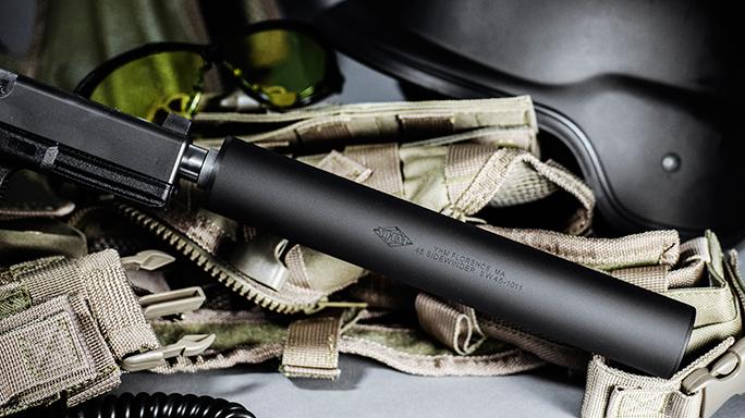 Gun Annual 2016 sound suppressors Yankee Hill Machine Sidewinder