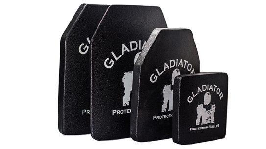 Gladiator Ballistic Body Armor