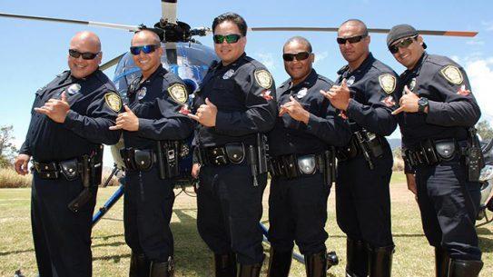 Honolulu Police Department Personal Body Cameras