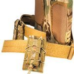 High Speed Gear SPC Plate Carrier System Molle