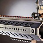 Black Guns 2016 LMT monolithic upper