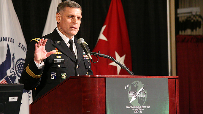David L. Mann U.S. Army Space and Missile Defense Command