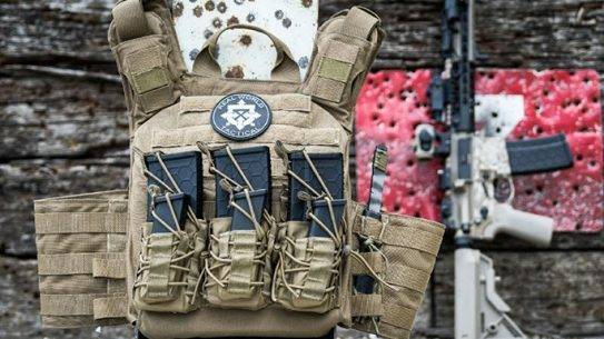 Real World Tactical Retention Improvised RP2 Pouch