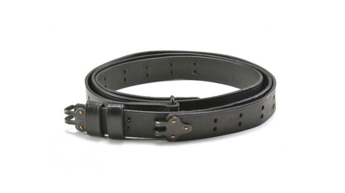World War Supply M1907 Military Leather Rifle Sling