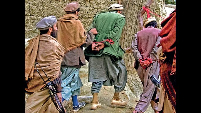 U.S. warplanes captured 19 Al Qaeda fighters on Dec. 17.