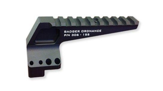 Badger Ordnance Co-Axial Range Finder Mount