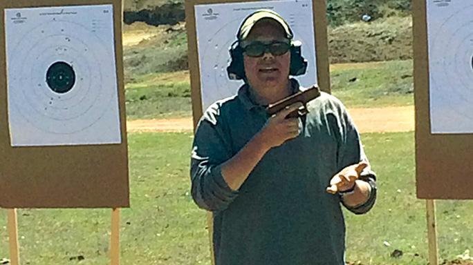Concealed Carry Weapon John Schaefer