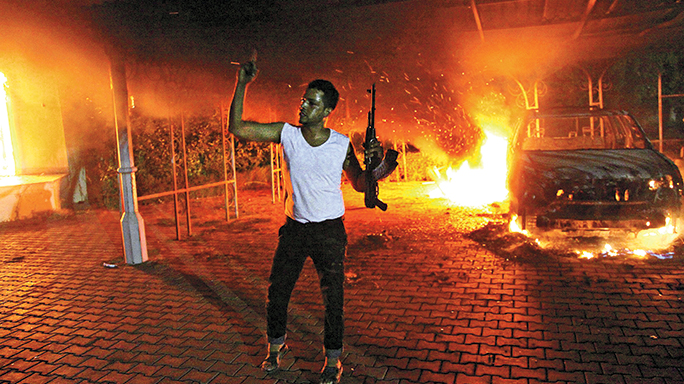 Khattala was suspected to be a key culprit in the terrorist attack on the U.S. consulate in Benghazi.