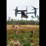 the CV-22 Osprey is one of the most versatile vehicles of the Special Operations forces.