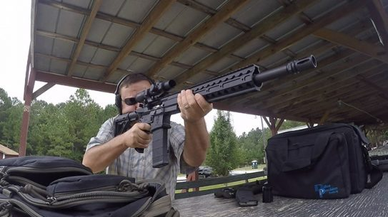 CDR-15 DRD Tactical Ultimate Takedown Rifle