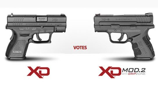 Duel Day: Springfield Giving Away Two Pistols