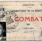 IDs for French Resistance fighters looked like this one.