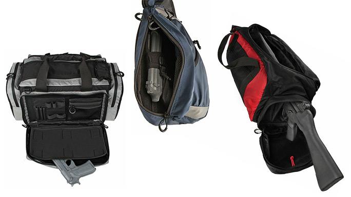 6 BlackHawk Diversion Carry Bags