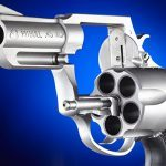 Charter Arms Pitbull .45 Revolver unloaded