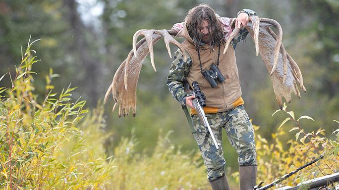 Gun Annual Big Game moose antlers hunting