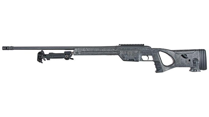 Gun Annual 2016 Steyr SSG Carbon Rifle