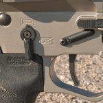 Gun Annual 2016 Patriot Ordnance P308 Rifle controls