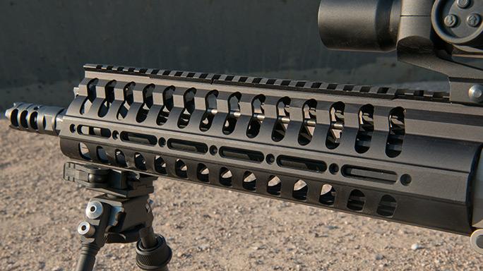 Gun Annual 2016 Patriot Ordnance P308 Rifle forend