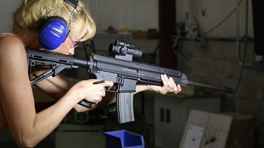 Serbu Firearms SU-15 Rifle lead