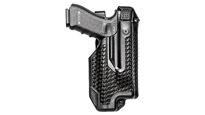 retention holsters BlackHawk EPOCH Level III Light Bearing Duty Holster