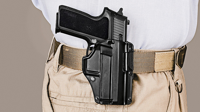 retention holsters Galco M6X