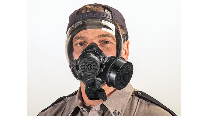 Riot Stoppers Less-Lethal GWLE 2015 MSA Riot Control Gas Masks