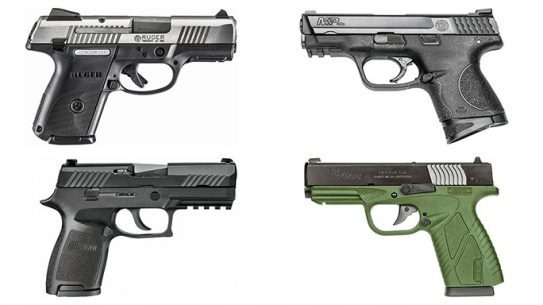 LEO Strikers: 11 Compact Striker-Fired Pistols