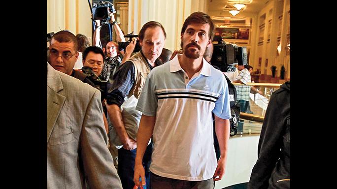 Hostage James Foley