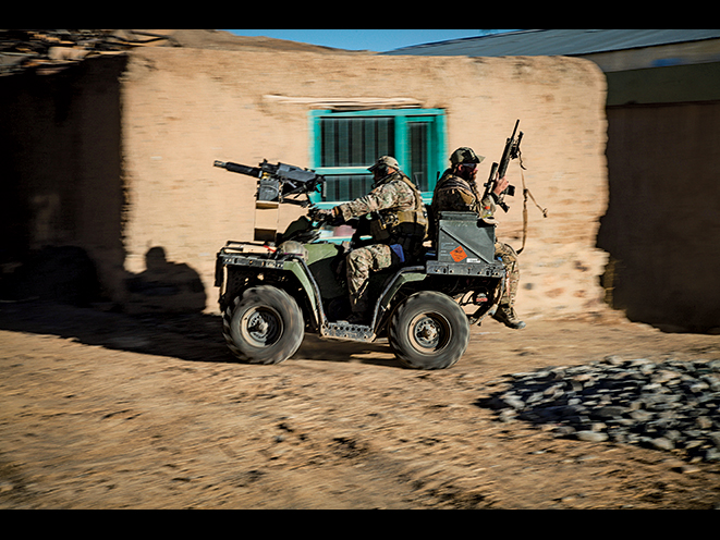 Special ops forces made significant efforts to get the Taliban and Al Qaeda out of Afghanistan as part of the Jawbreaker Mission.