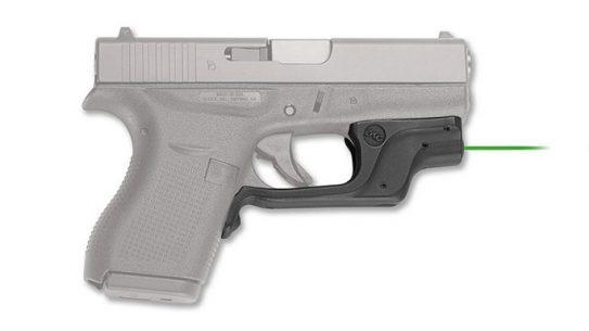 Crimson Trace LG-443G Laserguard Glock 42, 43