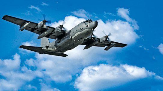 Navy SEAL MC-130 Somalia