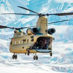 The Chinook is a heavy-lift transport helicopter -- one of the most important vehicles for the Army's 160th Special Operations Aviation Regiment (SOAR).