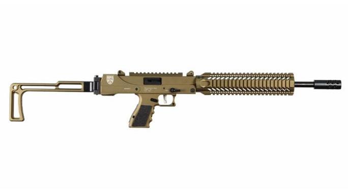 MasterPiece Arms MPA20DMG 9mm Carbine