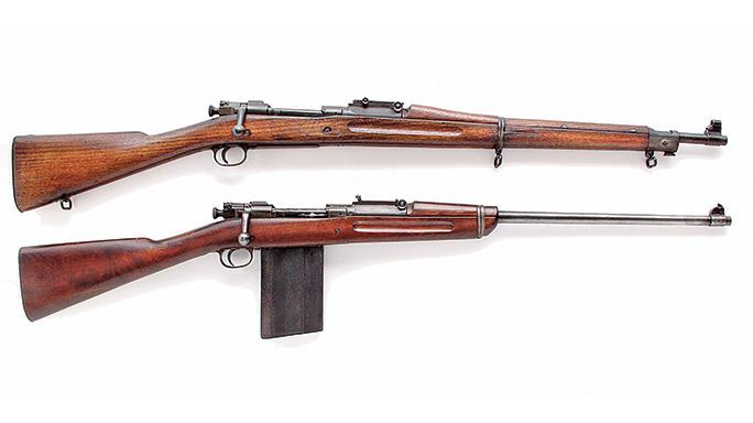 Air Service M1903 Rifle duo