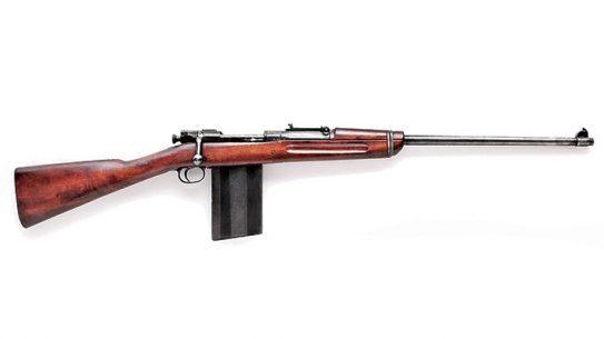 Air Service M1903 Rifle solo