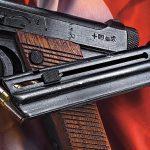 Japanese Nambu Pistol MS 2016 magazine