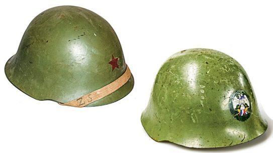 Yugoslav NE44 Helmet