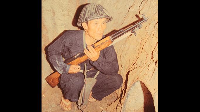 Military Surplus 2016 Vietnam War soldier