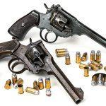Webley Revolver Reload lead
