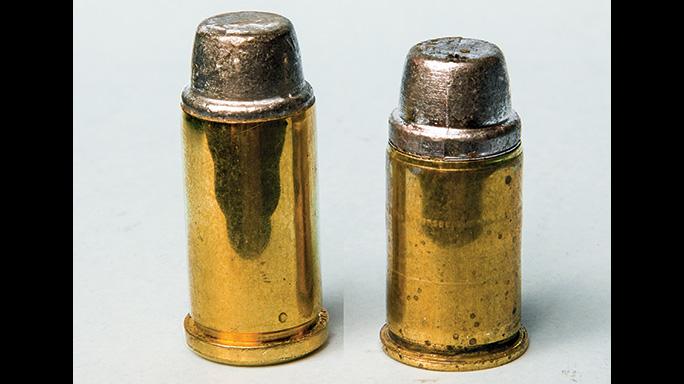 Webley Revolver Reload taper