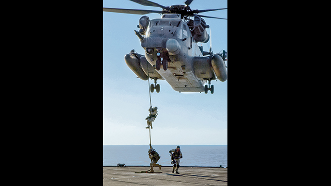 U.S. Navy SEALs rescued the Morning Glory oil tanker.