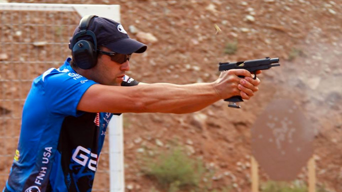 Dave Sevigny Wins to USPSA Events to Close Out August
