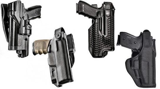 12 Gun-Grab Busting Holsters For Law Enforcement