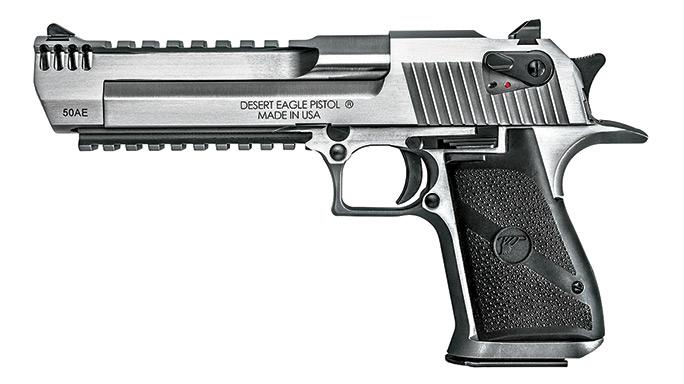 SWSO 15 Long-Slide Magnum Research Desert Eagle Mark XIX