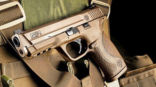 Smith & Wesson M&P9 VTAC Handgun lead