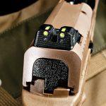 Smith & Wesson M&P9 VTAC Handgun rear sight