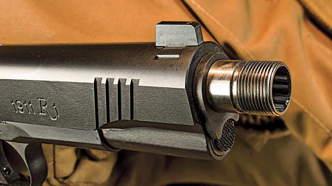 Remington R1 Enhanced Threaded Barrel barrel