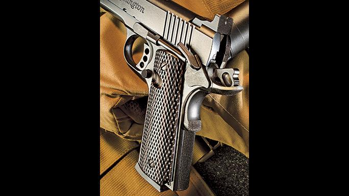 Remington R1 Enhanced Threaded Barrel grip